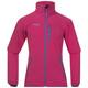 Bergans Youth Girl Kjerag Jacket Hot Pink/Lt SeaBlue/Br SeaBlue